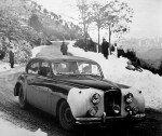 Ian Appleyard-Pat Appleyard - Jaguar Mk VII