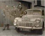 Mr R.GRAHAM - S.LOGAN - R.NOBLE and Mrs MORRIS MINOR