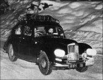 Van Damm-Clarke-Hall - Sunbeam Talbot 90 MkIIA